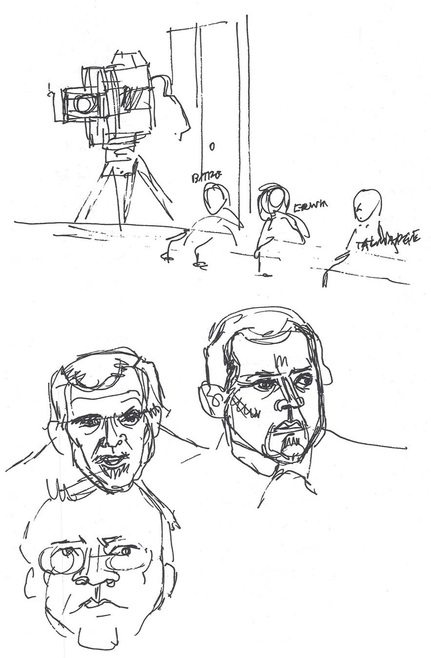 mackendrick watergate illustrations
